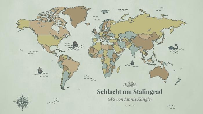Schlacht Um Stalingrad Karte.Gfs Schlacht Um Stalingrad Von Jannis Klingler By Jannis Klingler On