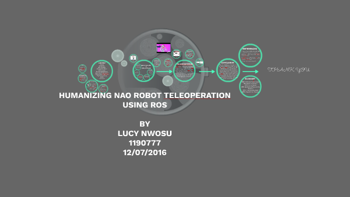 HUMANIZING NAO ROBOT TELEOPERATION by lucy nwosu on Prezi
