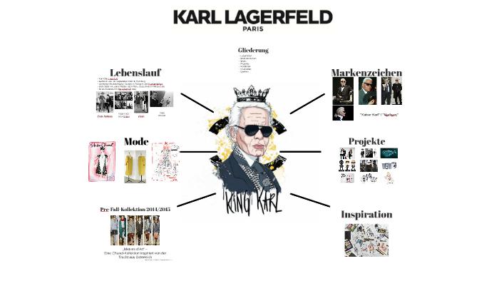 Karl Lagerfeld By Ornella Schowtis On Prezi Next