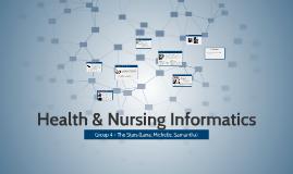 Health Informatics Powerpoint Template Prezi
