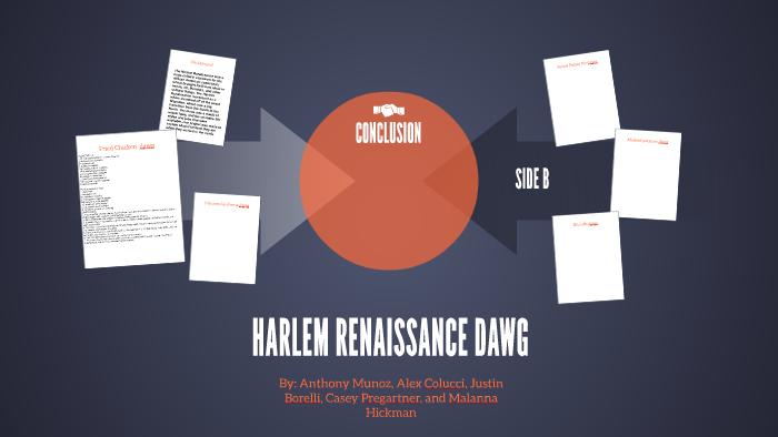 harlem renaissance conclusion