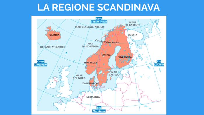 La Norvegia By Valeria Cusanno On Prezi Next