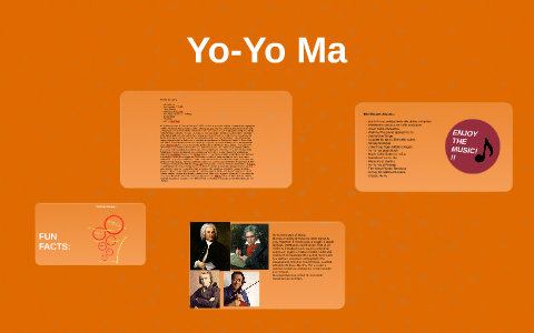 Yo-Yo Ma by Semy Kong on Prezi