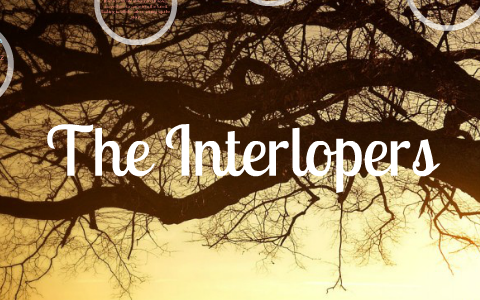 the interlopers book