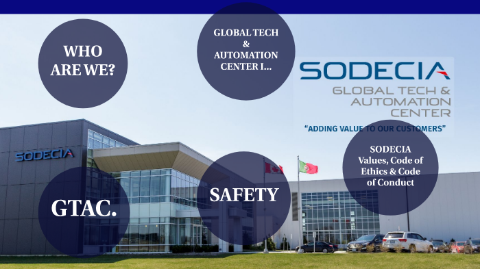 Sodecia Global Tech And Automation Center by Olubunmi Adamu