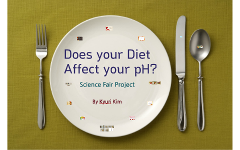 does diet affect your ph