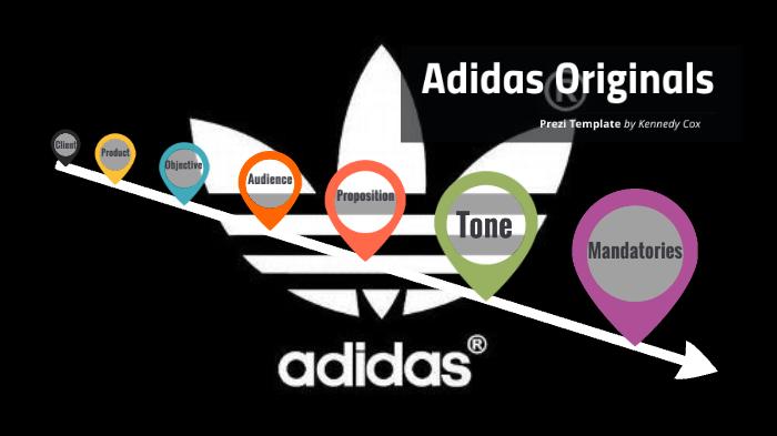 pensamientos sobre bueno mejor elección Creative Brief- Adidas Originals by Kennedy Cox on Prezi Next