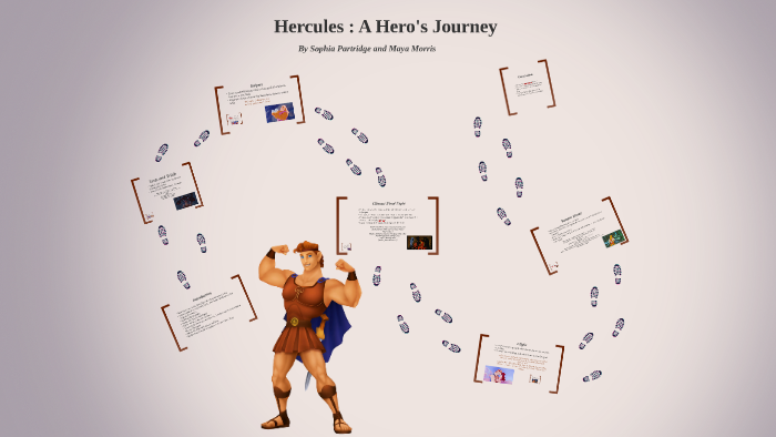 Hercules A Monomyth By Sophia P On Prezi