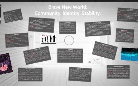brave new world community