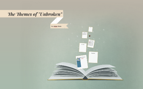 theme of unbroken by laura hillenbrand
