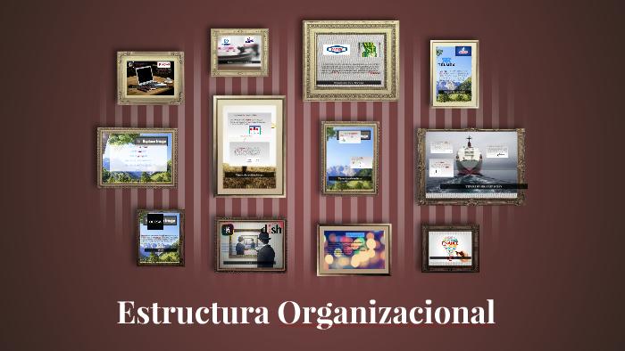 Estructura Organizacional By Odette Valdivia On Prezi