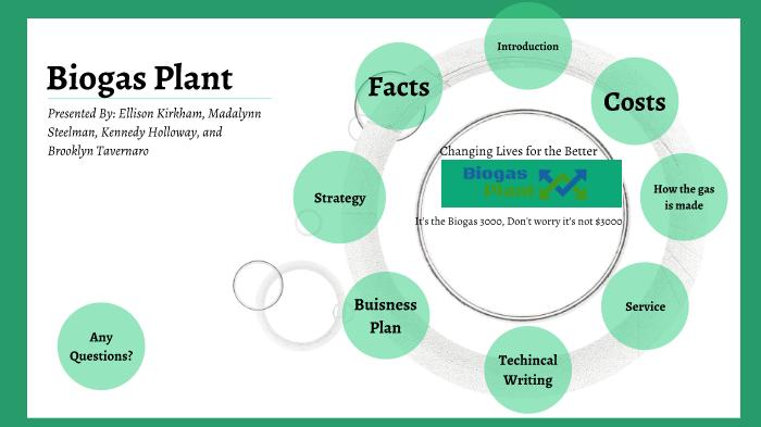 Biogas Plant 3000 by ellie kirkhan on Prezi Next