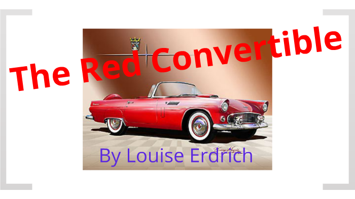 the red convertible summary sparknotes