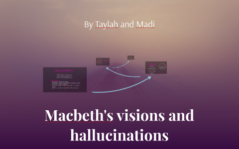 essay on macbeths visions and hallucinations