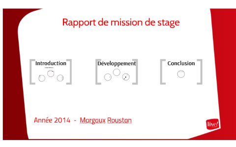Rapport De Mission De Stage By Margaux Roustan On Prezi