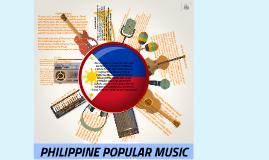 Philippine Popular Music by Lynette Palejo on Prezi