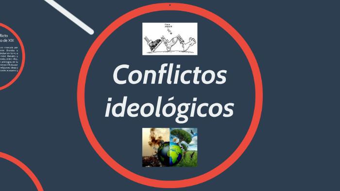 Conflictos ideológicos by Alejandro Lobo Barrera