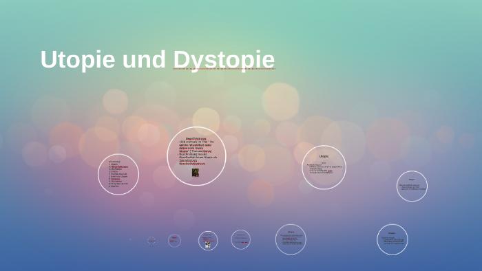 Utopie dystopie. ✨ Cours 2° : Utopie, dystopie, uchronie ...
