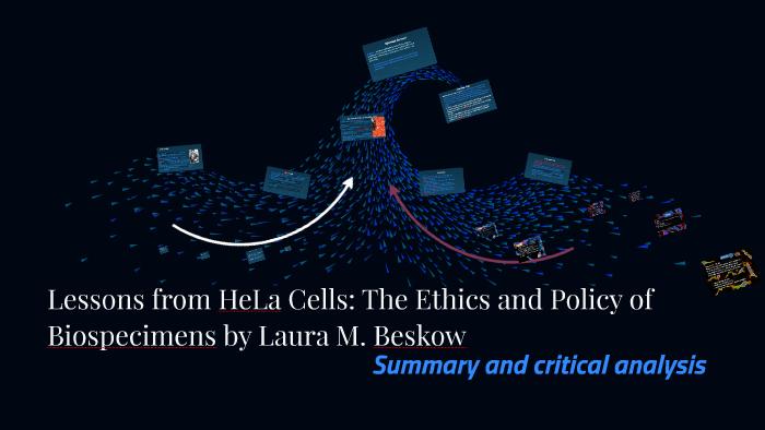 hela cells ethics