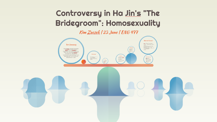 the bridegroom ha jin summary