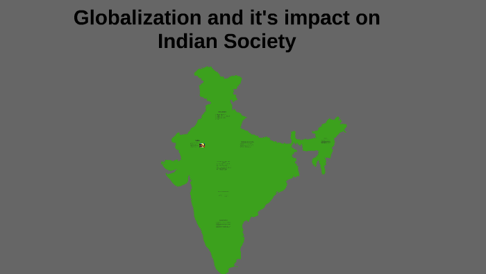 globalization on indian society