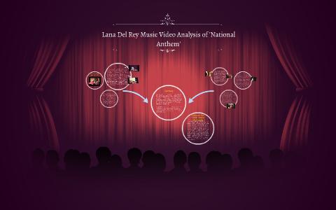 Lana Del Rey Music Video Analysis Of National Anthem By Ruby Cruddas