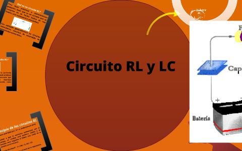 Circuito Rl : Circuito rl y lc by andrea torres on prezi