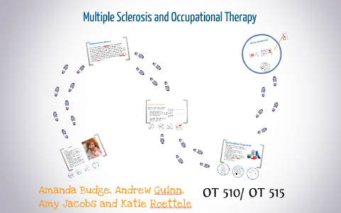 Multiple Sclerosis and Occupational Therapy by Katie