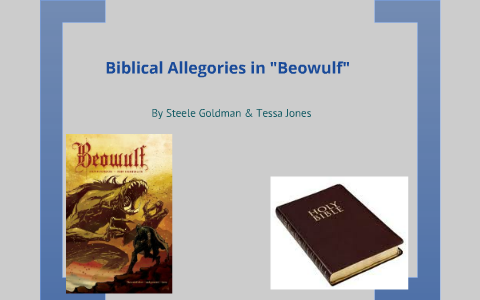 examples of allegory in beowulf