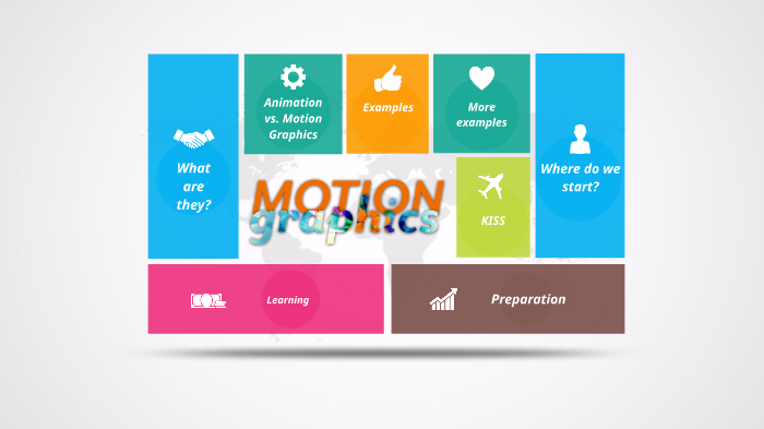 Motion Graphics Intro by Jody Simpson on Prezi Next