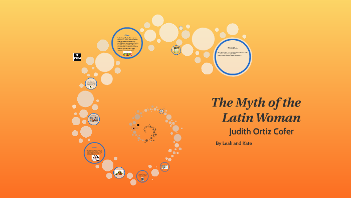 the myth of the latin women