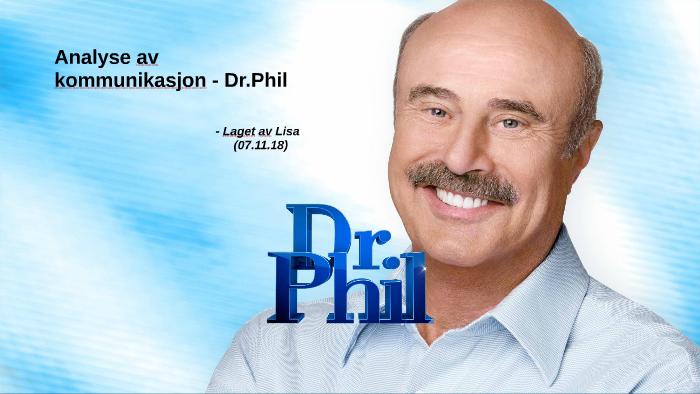Analyse av kommunikasjon - Dr Phil by Lisa Jensen on Prezi
