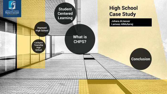 High school case study by Johara on Prezi Next