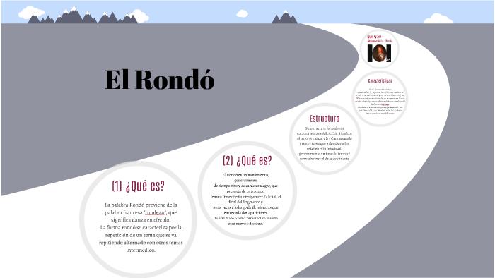 El Rondó By Amelia Montes Martínez On Prezi