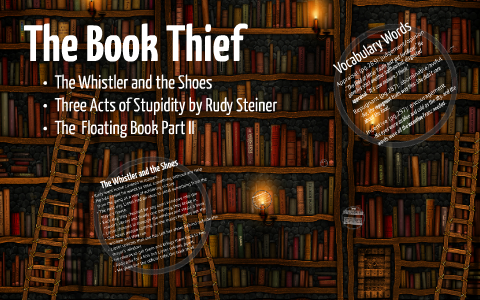 the book thief vocabulary with page numbers