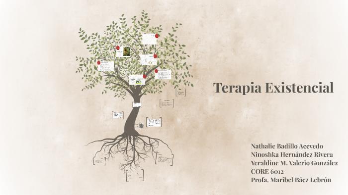 Terapia Existencial By Yeraldine Valerio