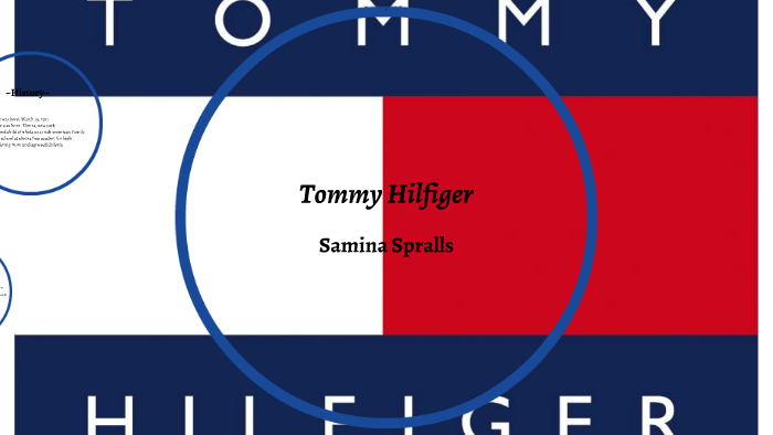 e1821762fea2af Tommy Hilfiger by samina spralls on Prezi