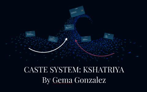CASTE SYSTEM: KSHATRIYA by Gema Gonzalez on Prezi