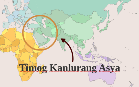 Timog Kanlurang Asya by Sofia Usita on Prezi