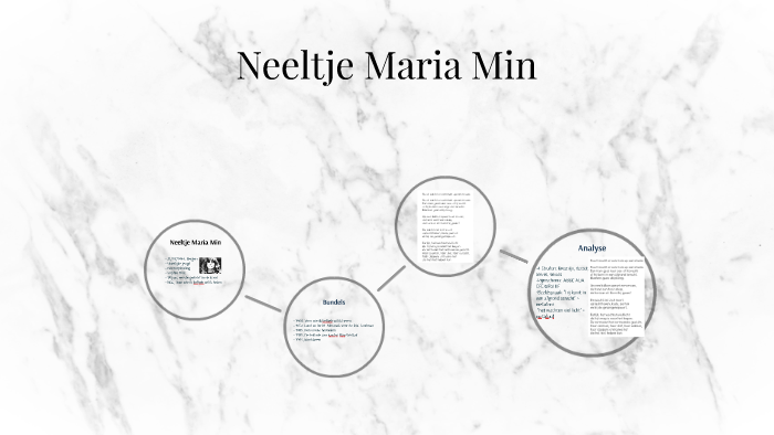 Neeltje Maria Min By Lola Van Den Berg On Prezi