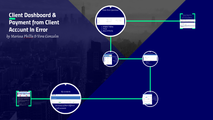 fdr client dashboard