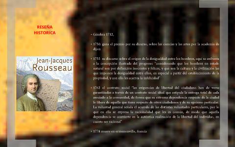 Jean Jacques Rousseau By Katherin Muñoz Vargas On Prezi