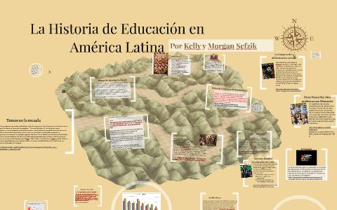 La Historia de Educación en America Latina by Morgan ...