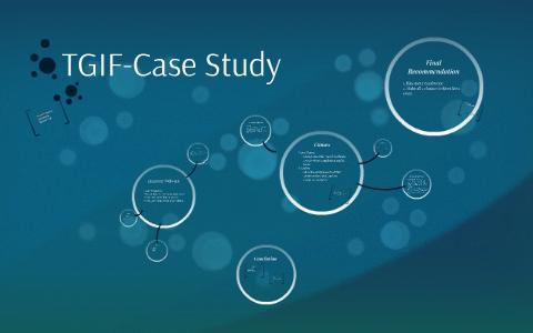 tgif case study quantum software