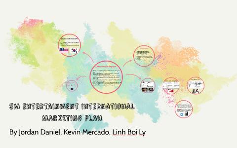 Sm Entertainment International Marketing Plan By