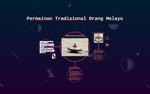 Permainan Tradisional Melayu By Kayla Ng