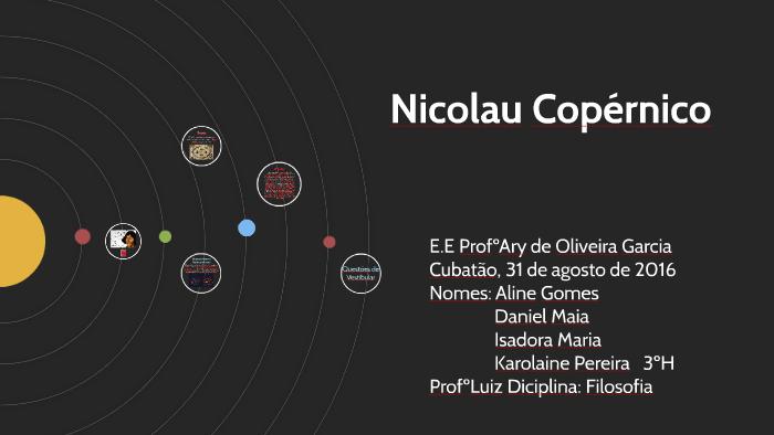 f2fabfcc1 Nicolau Copérnico- Aline Gomes by Aline Gomes on Prezi