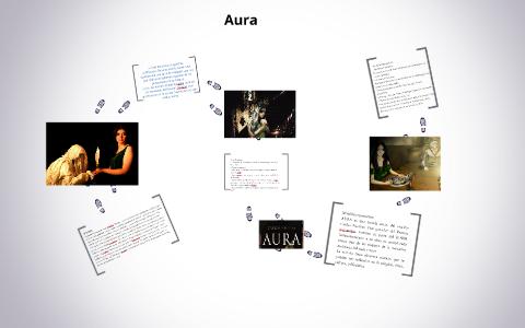 Estructura Narrativa De La Novela Aura