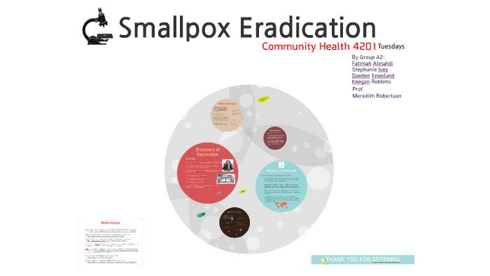 Smallpox Eradication by Fatimah Almahdi on Prezi