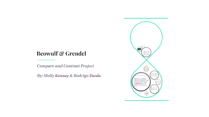 similarities of beowulf and grendel
